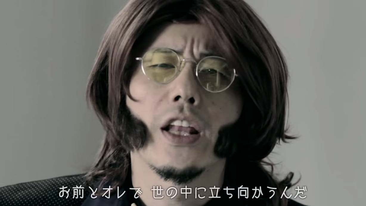 Ken Yokoyama / You And I, Against The World(Official Video)