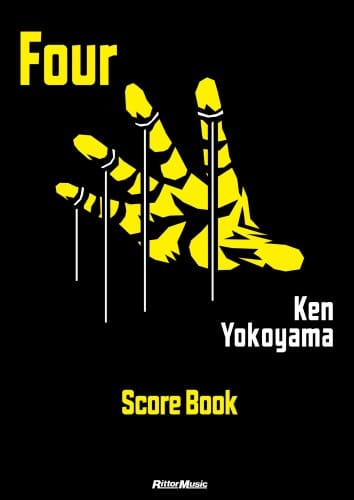 Four【スコア・ブック】 / Ken Yokoyama