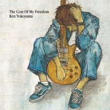 Ken Yokoyama / The Cost Of My Freedom【Album】