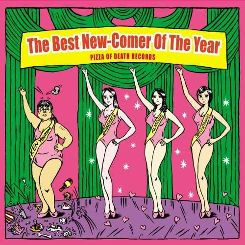 Split / The Best New-Comer Of The Year / Ken Yokoyama