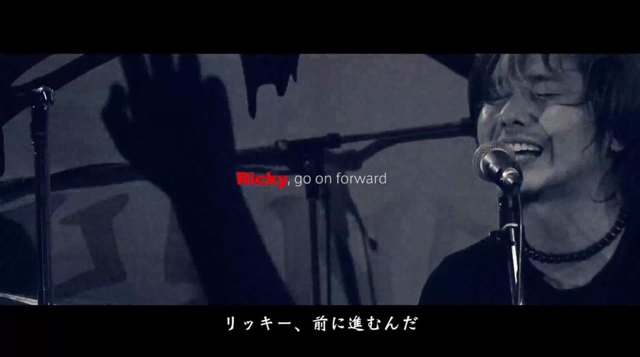 Ken Yokoyama / Ricky Punks III (映画:横山健-疾風勁草編-より)