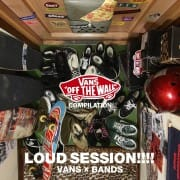 Ken Yokoyama / V.A / VANS COMPILATION LOUD SESSION!!!! of VANS×BANDS