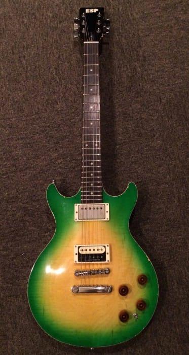 No.02 ESP 助六 / name:Iguana