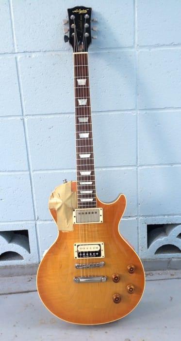 No.9 ESP Navigator N-LP-380LTD / name:Honey