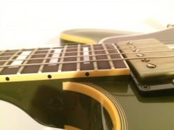 No.14 Gibson Memphis ES-355 Bigsby VOS 2015 Olive Drab Green