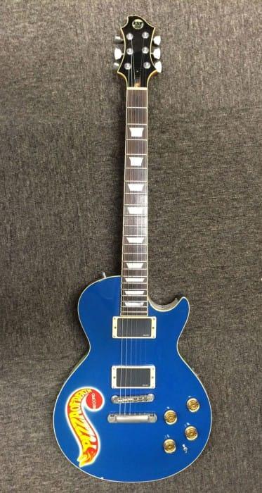 No.16 ESP Custom Order Made Les Paul Type / name:Blue