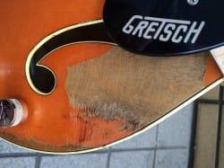 No.18 Gretsch G6120SSLVO