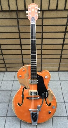 No.18 Gretsch G6120SSLVO / name:Baby