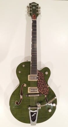 No.21 Gretsch G6120SSUGR / name:Nature