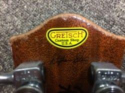 No.22 Gretsch Masterbuild G6129TCS