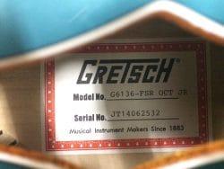 No.23 Gretsch G6136-FSR OCT JR