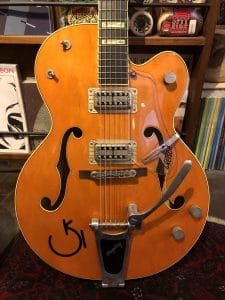 No.25 Gretsch G6120RHH Reverend Horton Heat