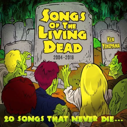 Ken Yokoyama『Songs Of The Living Dead Tour』オフィシャル定価リセールサービス受付開始!