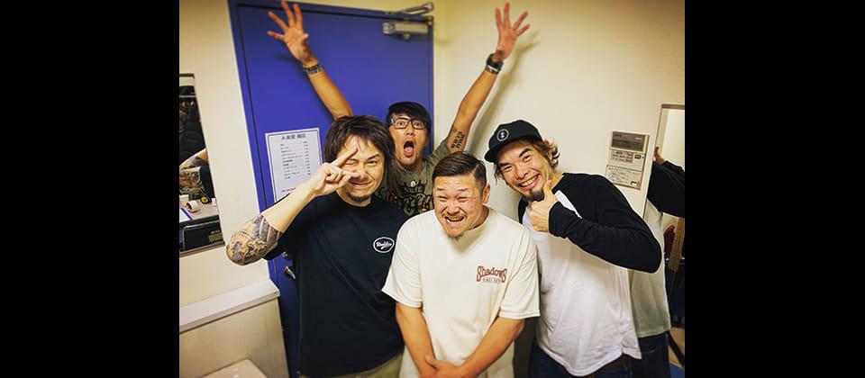 2019.01.14「NO MATTER LIVE」 @ 札幌 Zepp Sapporo